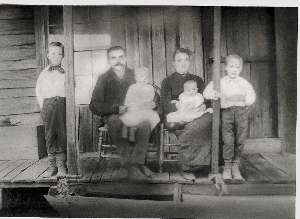 The Rodgers family-1889